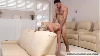 Teen fucking public bathroom crony'_s brother Rey has a dirty tiny