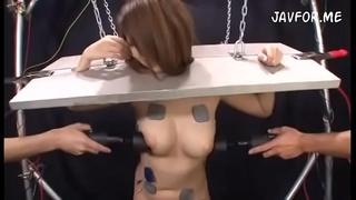 Electronic Current Orgasm 8 -The Electric Torture Of Hitomi Kitagawa