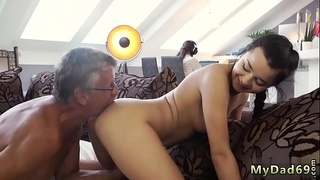 Old granny cock first time What would you prefer - computer or your