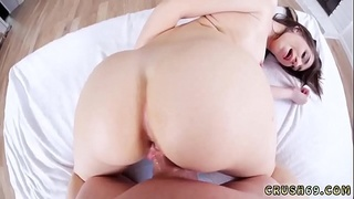 Put your cock in my ass daddy and fucking at the dinner table with