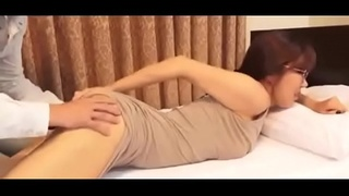 oh my god, is it real massage