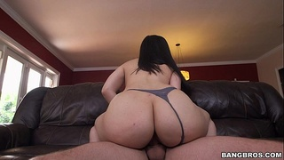 BANGBROS - Mercedes Cleans Out My Pipes!