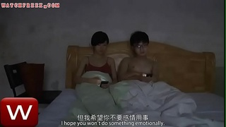 chinese student make porn video with english sub