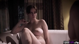 Lena Paul shares her cock with Jay Taylor and giving Johnny Mountain a deep throat blowjob!