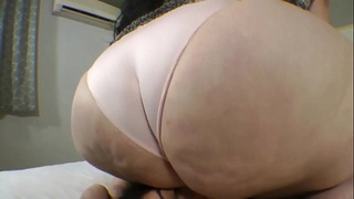 Buried and Humiliated Under SSBBW Joyce´s Butt