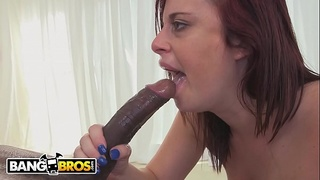 BANGBROS - PAWG Virgo Peridot Gets A Black Cock In Her Glorious Big Ass