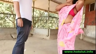 indian aunty-1