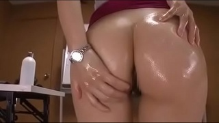 Japanese Office Footjob and Intercrural Sex - Full video: http://ouo.io/6LMxFO