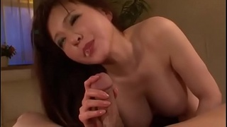 Japanese Mom gets nice Fuck from her Son