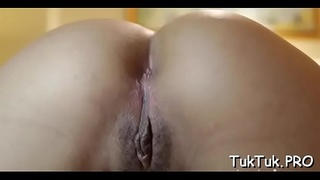 Terrific sex for a thai beauty