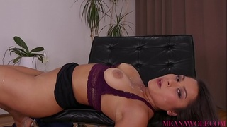 Meana Wolf - Cuckolding - Job Security