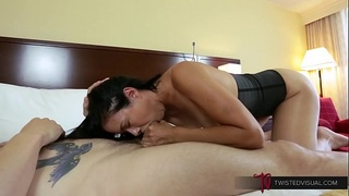 Big Titted Asian MILF in Reality Sex Tape