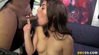 Tiffany Doll Tries Gangbang and DP With BBC