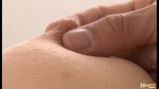 Waking Up A Busty Asian To Titty Fuck Her Big Natural Boobs