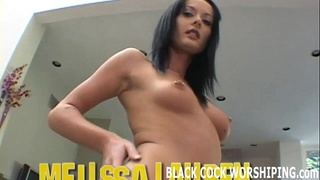 Watch me take two black cocks at the same time