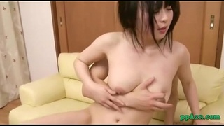 Asian Girl Getting Her Hairy Pussy Fucked By Her Boyfriend Cum To Mouth On The C