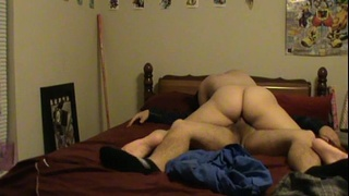 PAWG Riding Dick