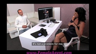 FemaleAgent Stud has issues during casting