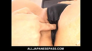 Hot MiLF sucks balls and has her pussy pounded for her efforts
