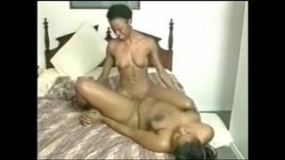 Hard Ebony Tribadism