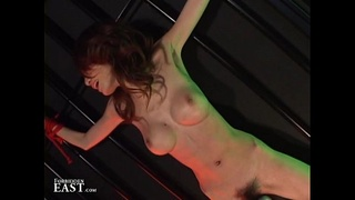 Uncensored Japanese Erotic Fetish Sex - Sexy Teen Gets Interviewed on the Castin