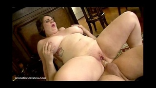 Plump Babe Violet Loves To Get Fucked in Her Ass