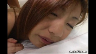 Sexy Anna Shinagawa fucked so nice and gently