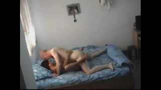 Asian Hottie Does Old Man