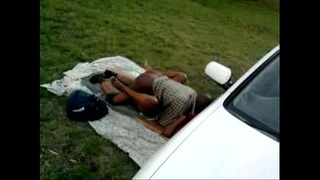 sex at de park,Caught On Camera By Police