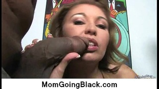 Just watching my mom go black super interracial porn 8