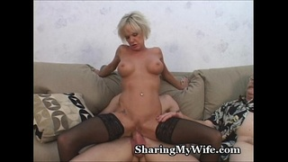 Hot Mature Cums For Young Cock