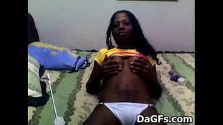 Aracelia is an exclusive sexy black latina biatch