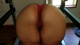 Would you want to cum in my ass or on my ass?