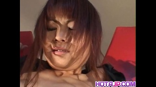 Juri Matsuzaka is tied and fingered in nooky