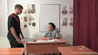 Russian mature teacher 13 - Kayla (history lesson)