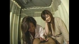 japanese nurse and patient group sex3