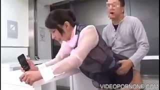 japanese abused in jobs - Part 2 in Videopornone.com