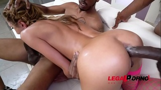 interracial,ass-licking,skinny,anal,usa,gapes-gaping-asshole,double-penetration-dp