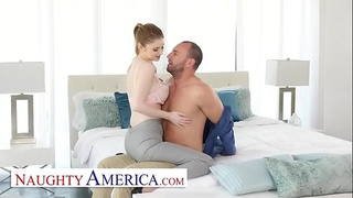 titty-fucking,small-ass,blow-job,cum-in-mouth,fake-tits,facial,hairy-pussy
