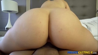 Private Casting X - Audition slut Lexie Fux fuck with energy