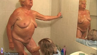 mature,hot,woman,threesome,young,oldnanny,czech