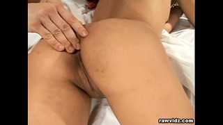 Naughty Asian Babe Hard Fuck