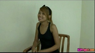 Jane - Thai Chick with Small Tits