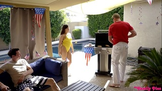 stepdad,family,friend,father,daughter,doggystyle,creampie
