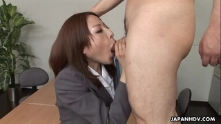 japan,asian,sex-toys,toy-insertion,uniform,office-lady,uncensored
