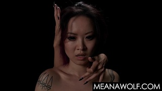 meana-wolf,demoness-succubus,wolf,threesome,double-blowjob,big-tits,lesbian-pussy-eating