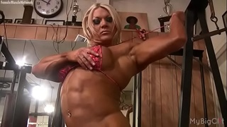 female-bodybuilding,muscles,muscular-woman,muscle-girl,muscle-milf,femalemuscle,big-clit